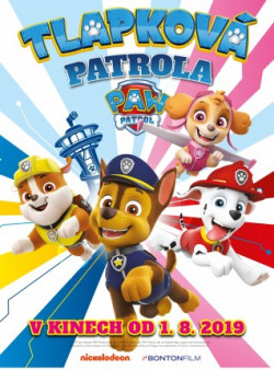 Paw Patrol: Mighty Pups - 2019