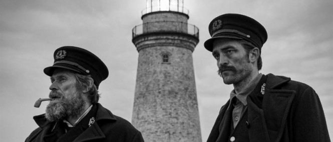 Robert Pattinson a Willem Dafoe v thrilleru The Lighthouse