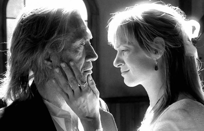 Uma Thurman, David Carradine ve filmu Kill Bill 2 / Kill Bill: Vol. 2