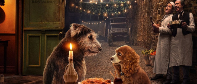 Lady and the Tramp: trailer nové disneyovky