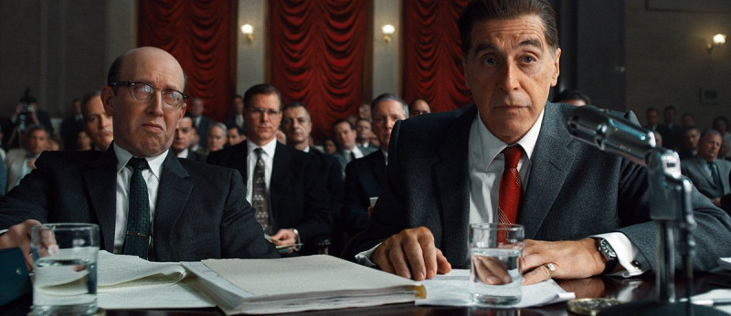 Al Pacino ve filmu Irčan / The Irishman