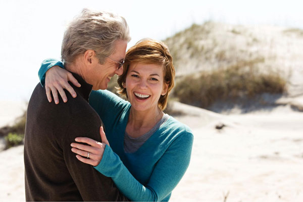 Richard Gere, Diane Lane ve filmu Noci v Rodanthe / Nights in Rodanthe