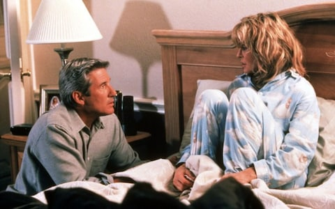 Richard Gere, Farrah Fawcett ve filmu Dr. T a jeho ženy / Dr T and the Women