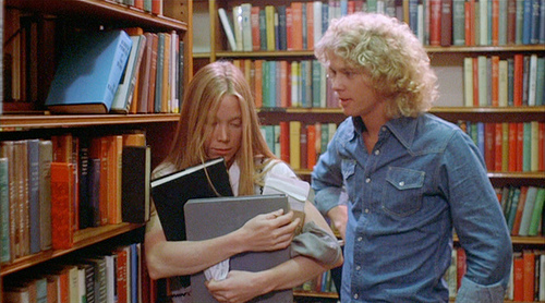 Sissy Spacek, William Katt ve filmu Carrie / Carrie