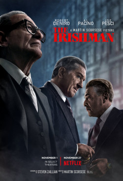 Plakát filmu  / The Irishman