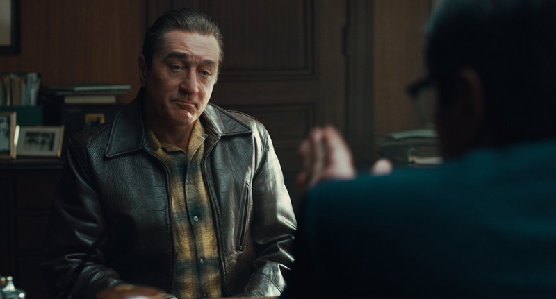 Robert De Niro ve filmu Irčan / The Irishman