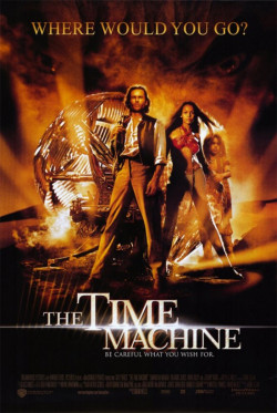 Plakát filmu Stroj času / The Time Machine