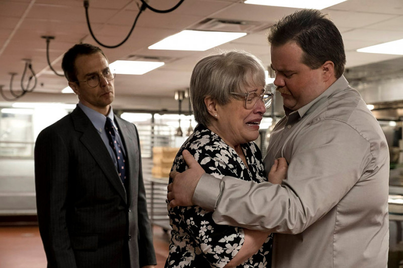 Sam Rockwell, Kathy Bates, Paul Walter Hauser ve filmu Richard Jewell / Richard Jewell