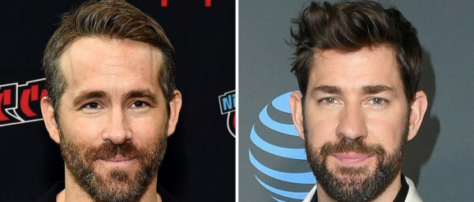 Ryan Reynolds a John Krasinski budou Imaginary Friends