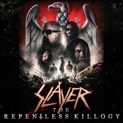 Plakát filmu Slayer: The Repentless Killogy / Slayer: The Repentless Killogy