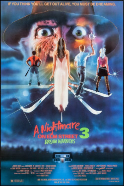 A Nightmare on Elm Street 3: Dream Warriors - 1987