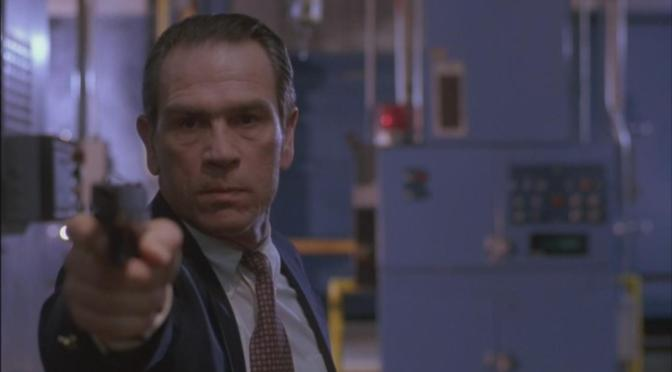 Tommy Lee Jones ve filmu Uprchlík / The Fugitive