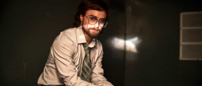 Daniel Radcliffe v traileru filmu Escape from Pretoria