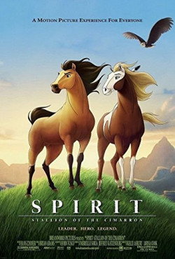 Spirit: Stallion of the Cimarron - 2002