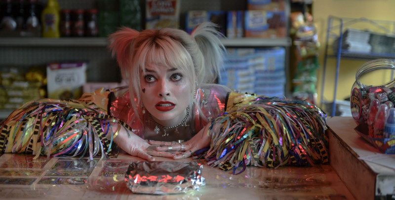 Margot Robbie ve filmu Birds of Prey (Podivuhodná proměna Harley Quinn) / Birds of Prey: And the Fantabulous Emancipation of One Harley Quinn