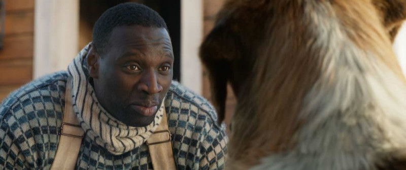 Omar Sy ve filmu Volání divočiny / The Call of the Wild