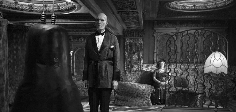 Carel Struycken ve filmu Městečko Twin Peaks - The Return / Twin Peaks