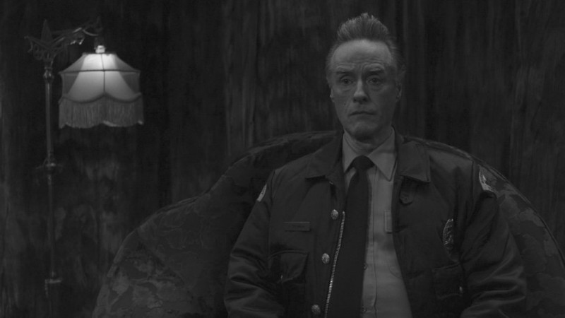 Harry Goaz ve filmu Městečko Twin Peaks - The Return / Twin Peaks