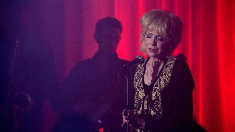 Julee Cruise ve filmu  /