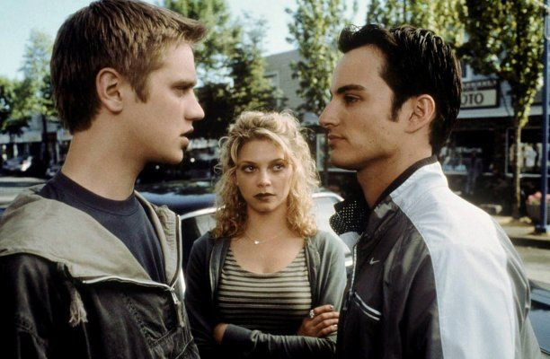 Devon Sawa, Kerr Smith, Amanda Detmer ve filmu Nezvratný osud / Final Destination