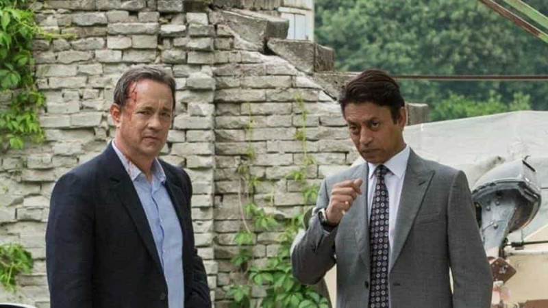 Tom Hanks, Irrfan Khan ve filmu Inferno / Inferno
