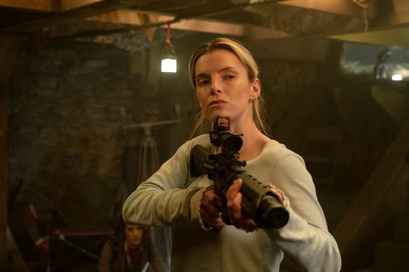 Betty Gilpin ve filmu Lov / The Hunt