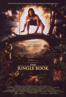 Plakát filmu Nová Kniha džunglí / The Jungle Book