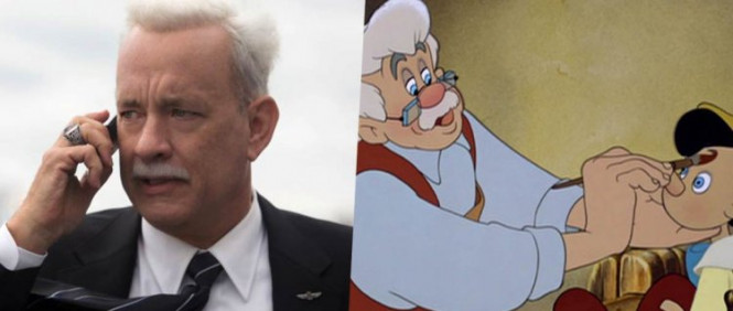 Tom Hanks v Pinocchiovi?