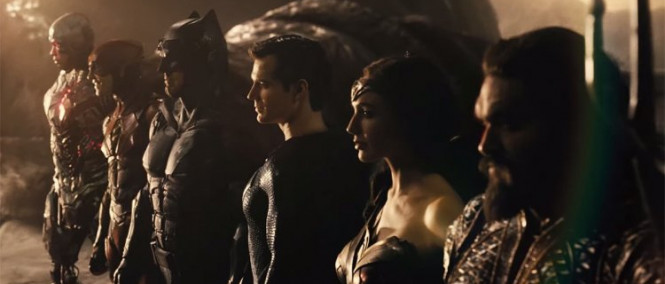 Zack Snyder's Justice League má nový trailer