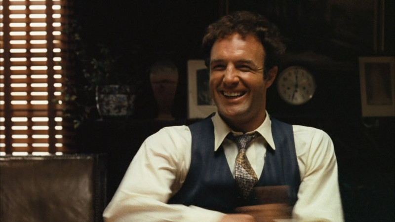 James Caan ve filmu Kmotr / The Godfather