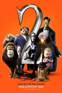 Untitled Addams Family Sequel - 2021