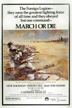 March or Die - 1977
