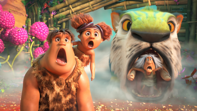 Fotografie z filmu Croodsovi: Nový věk / The Croods: A New Age