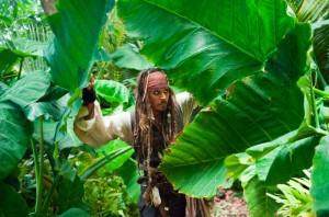 Johnny Depp ve filmu <b>Piráti z Karibiku: Na vlnách podivna</b>