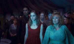 Emma Watson ve filmu <b>Harry Potter a Relikvie smrti - část 1</b>