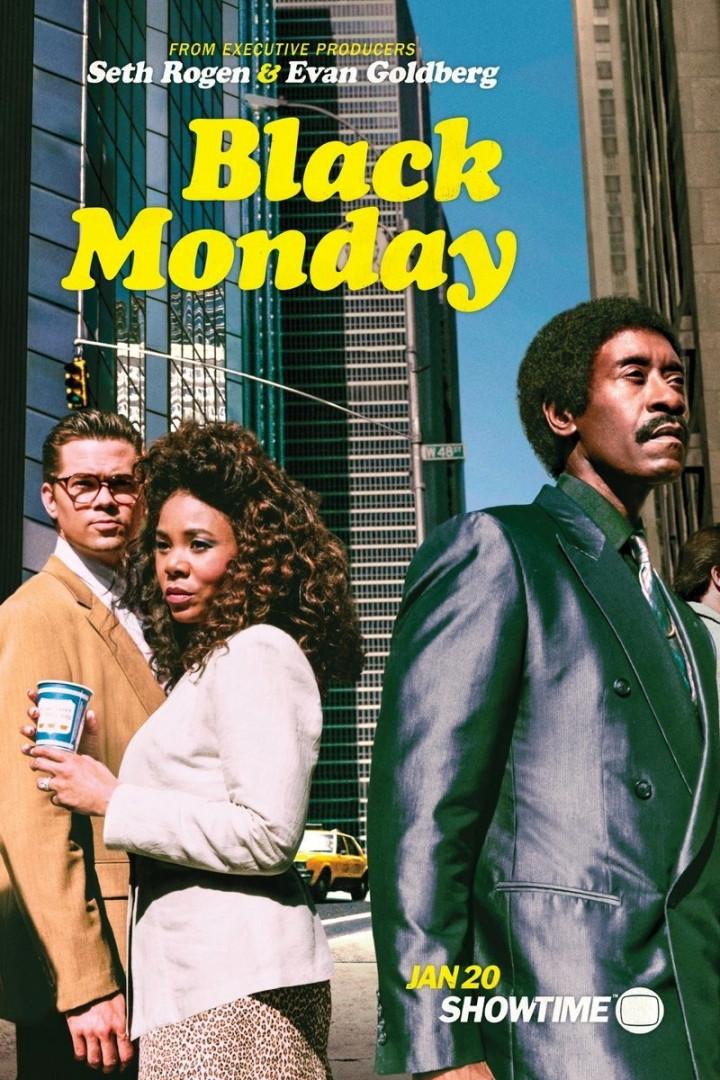 Czarny poniedziałek / Black Monday (2019) {Sezon 1} PL.480p.AMZN.WEB-DL.XviD-J / Lektor PL